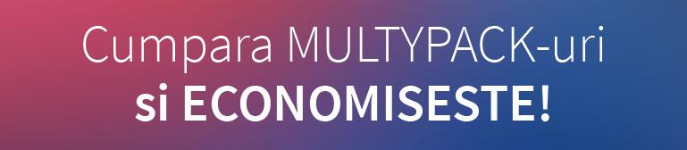 Cumpara Multypack-uri si Economiseste!