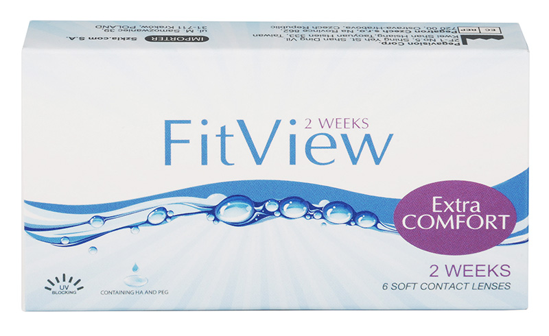 Kit de start FitView 2 Weeks 1 buc.
