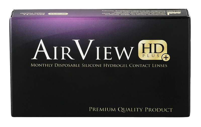 AirView HD Plus Monthly 6 buc.