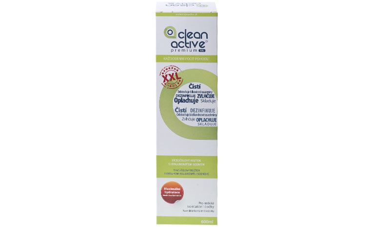 Clean Active Premium XXL 600 ml