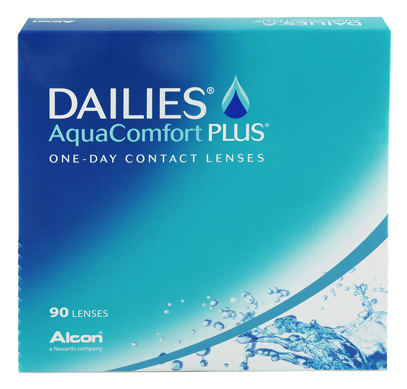 DAILIES AquaComfort Plus 90 buc.