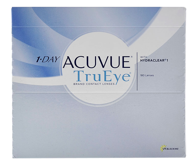 1-DAY ACUVUE® TruEye® 180 buc.