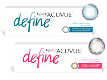 Acuvue 1-DAY Define 90 buc.