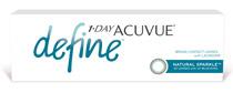 Acuvue 1-DAY Define 30 buc
