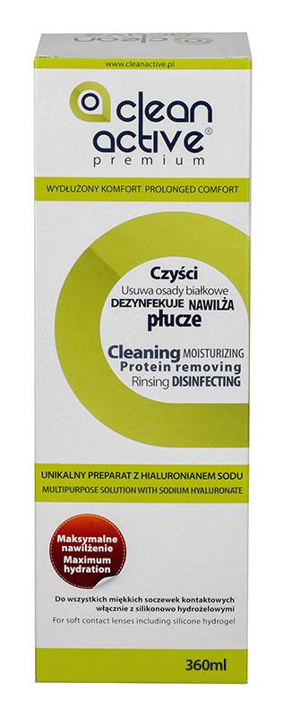 Clean Active Premium 360 ml