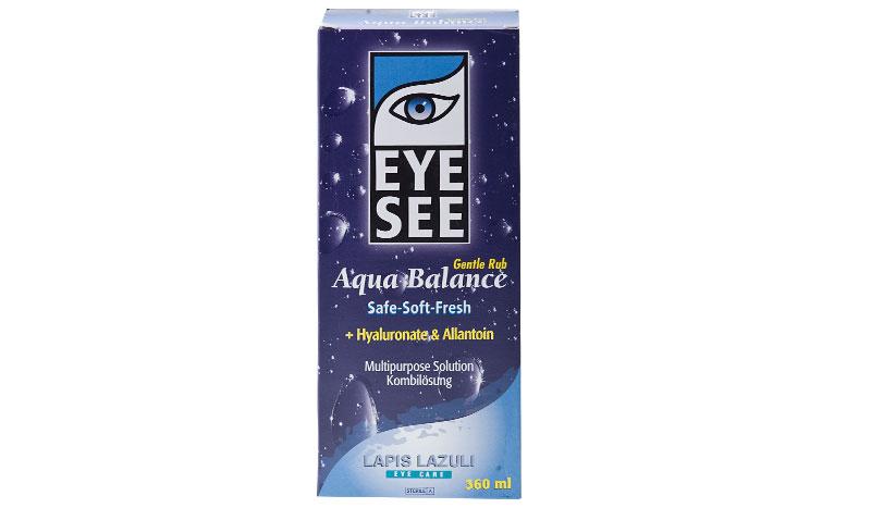 Aqua Balance cu hialuronat si Alantoina 360 ml