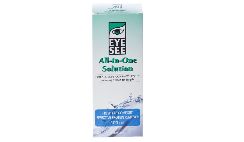 EYE SEE All-in-one Solution 100 ml