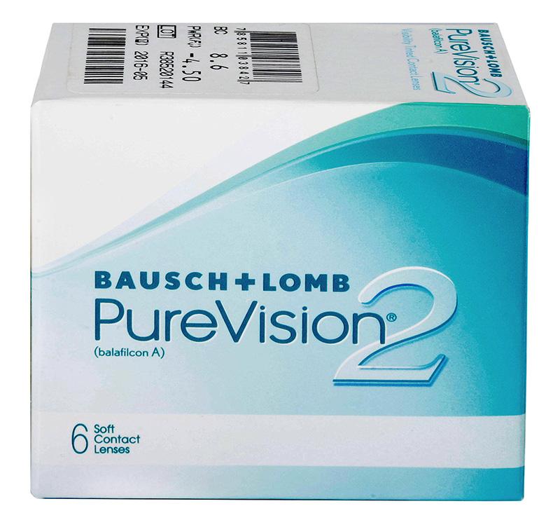 Lichidare Stoc - PureVision® 2 HD 6 buc.