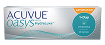 ACUVUE® OASYS 1-DAY FOR ASTIGMATISM