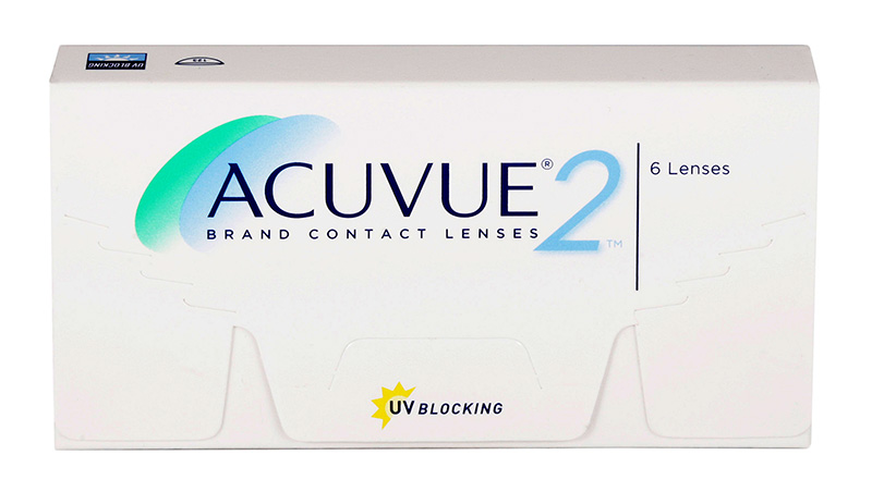 Acuvue 2 - 6 buc.
