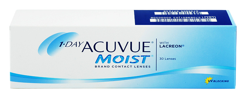 Acuvue® 1-DAY Moist 30 buc.