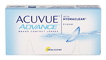 Acuvue® Advance 6 buc.