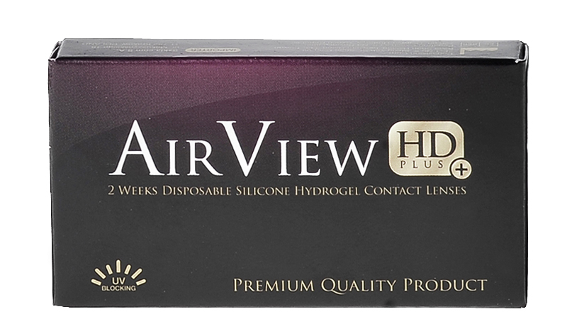 AirView HD Plus 2 weeks 6 buc. + PROMOTIE - 50% mai ieftin!