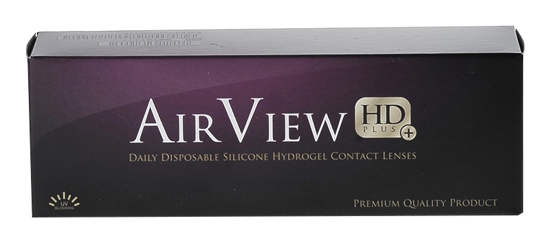 AirView HD Plus Daily 10 buc.