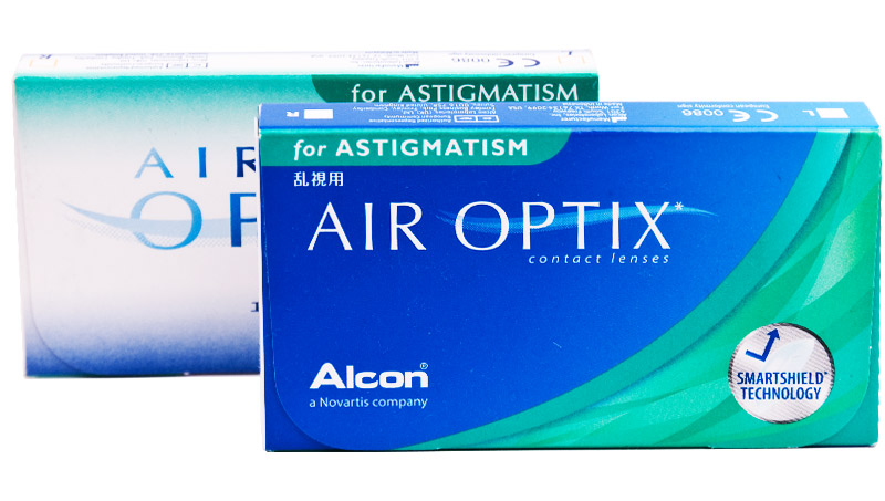 Air Optix® for Astigmatism 6 buc.