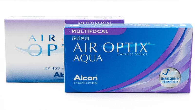 Air Optix® Aqua Multifocal 6 buc.