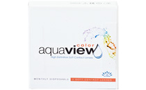 AquaView Color 2 buc. 0,00D