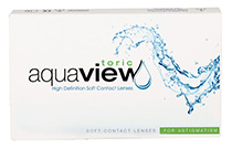 AquaView Toric 6 buc.