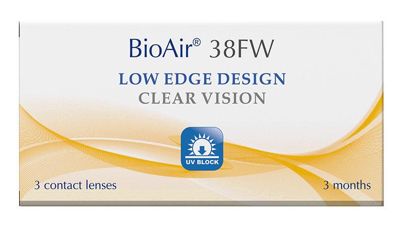 BioAir 38FW 3 buc. - NOU