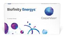 Biofinity Energys 3 buc. + Lentile GRATUITE! (pentru 2 pachete)