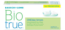 Biotrue® ONEday for Presbyopia 30 buc.