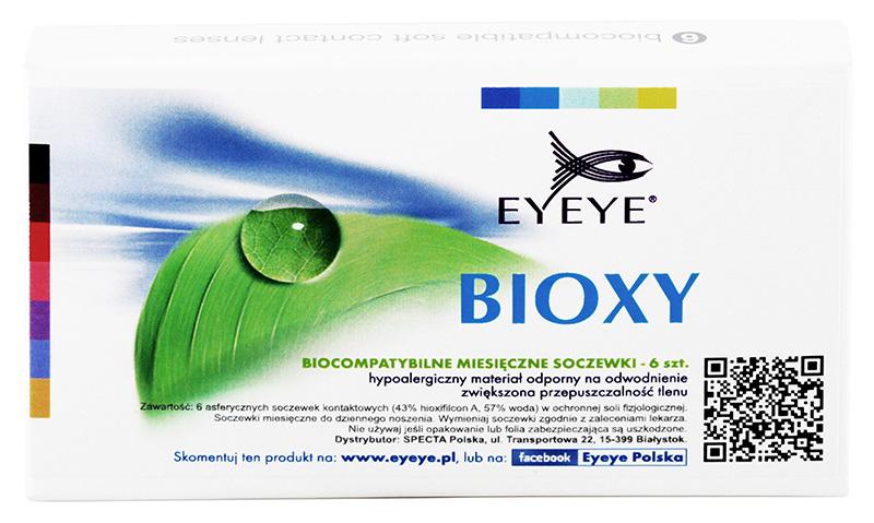 Eyeye Bioxy™ 6 buc.