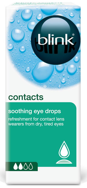 Blink Contacts Drops™ 10 ml