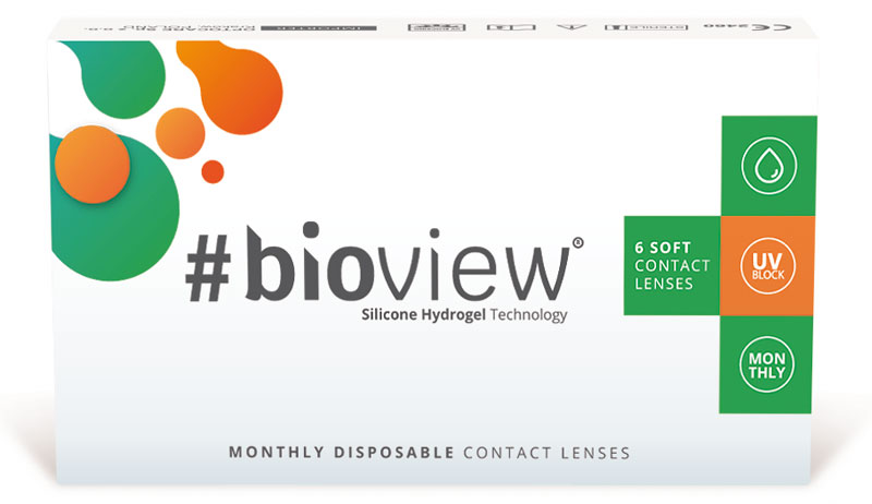 #BioView Monthly 3 buc.