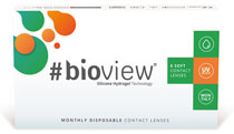 #BioView Monthly 6 buc.