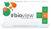 #bioview Monthly 6 buc. + Solutie gratuita (la 2 cutii)