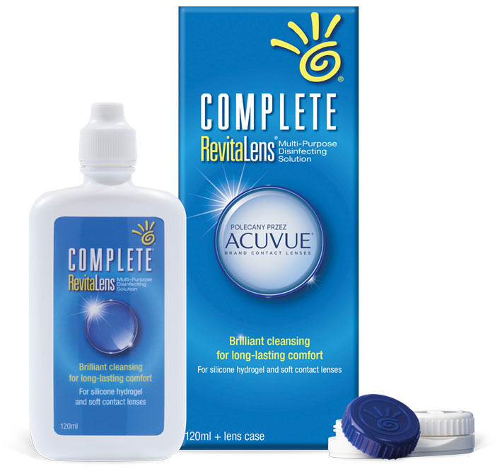 Complete Revitalens 120 ml