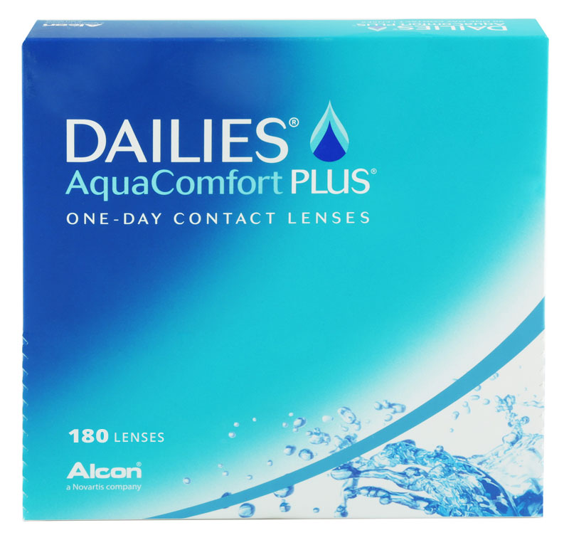 DAILIES® AquaComfort Plus® 180 buc.