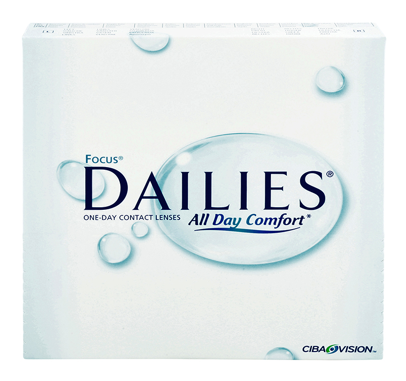 Focus® Dailies® All Day Comfort 90 buc.