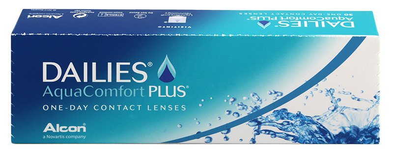 DAILIES® AquaComfort Plus® 30 buc.