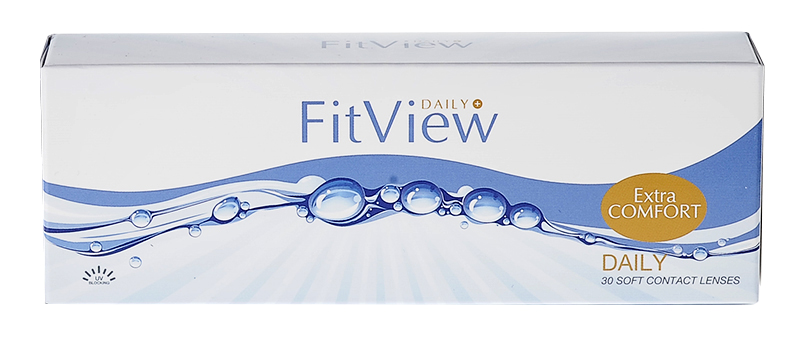 FitView Daily Plus 90 buc.