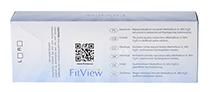 Kit de start FitView Daily Plus 10 buc.