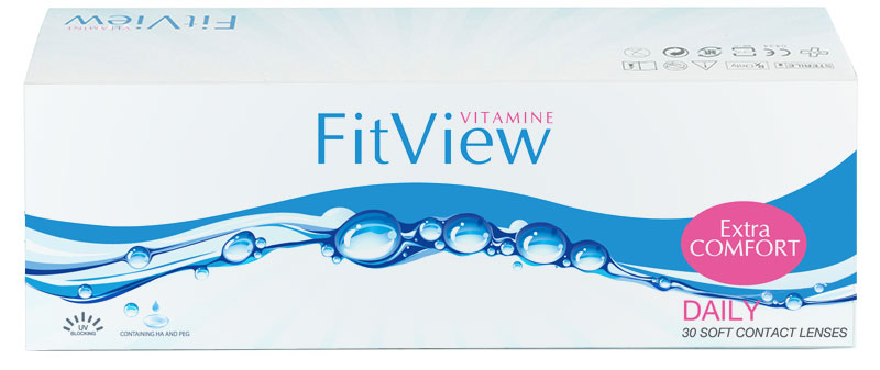 FitView Vitamine Daily 90 buc.