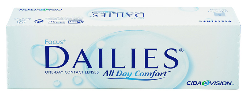 Focus® Dailies® All Day Comfort 30 buc.