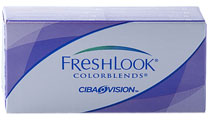 FreshLook® ColorBlends 2 buc. 0,00