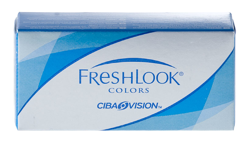 FreshLook® Colors 2 buc. 0,00
