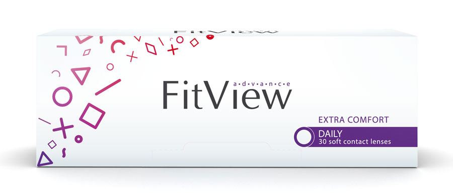 FitView Advance Daily 90 buc.