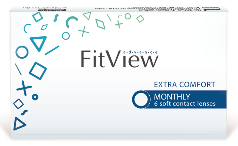 FitView Advance Monthly 1 buc.