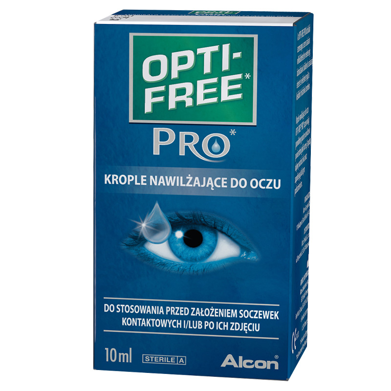 OPTI-FREE Pro Lubricating 10 ml