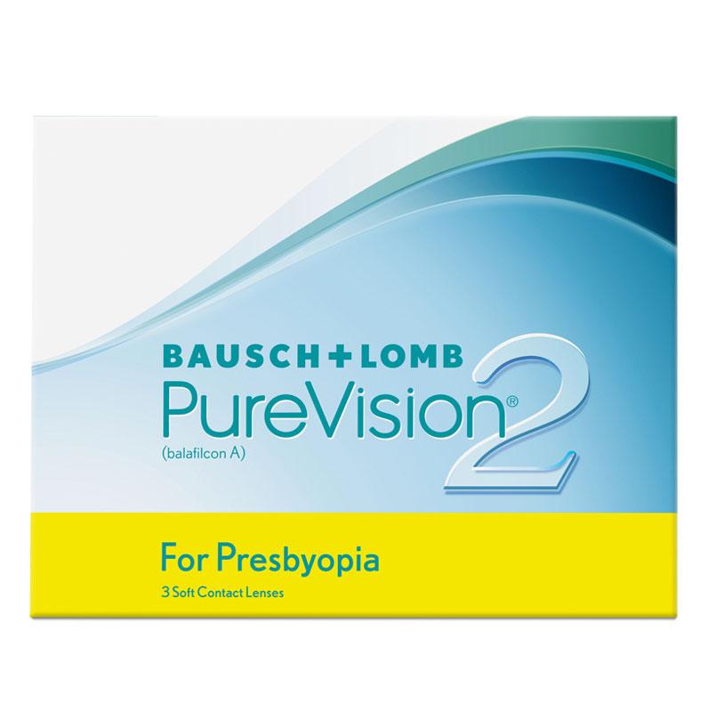 PureVision® 2 Pentru Prezbitism 3 buc.