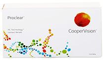 Proclear Sphere™ 3 buc. + Lentilă gratuite!