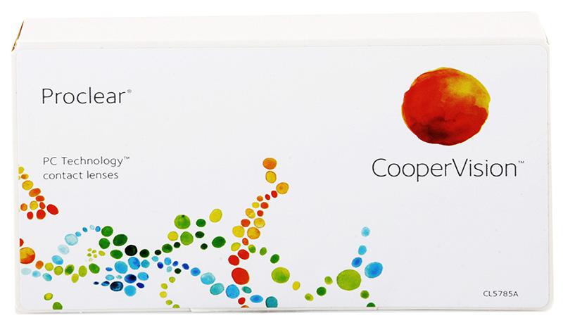 Proclear Sphere™ 6 buc. + Lentile gratuite!
