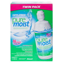 Opti-Free® PureMoist® 2 x 300 ml