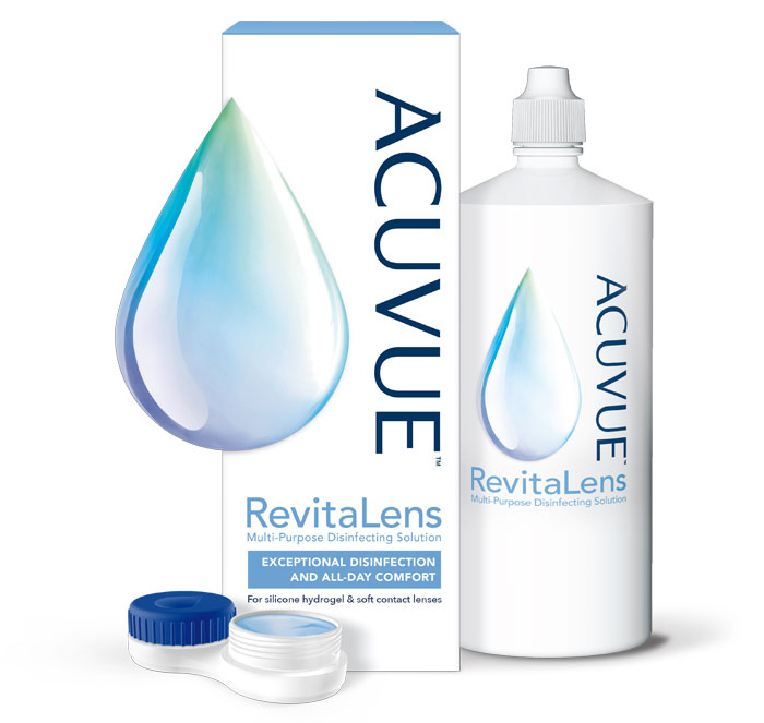 Acuvue RevitaLens MPDS 360 ml