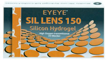 Eyeye Sil Lens 150 - 6 buc.