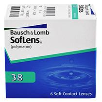 SofLens® 38 - 6 buc.